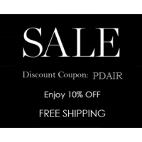 PDair 10% OFF Discount Coupons - PDAIR - FREE Shipping