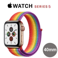 Looking for style and convenience Apple Watch accessories to best protect your Apple Watch Series 5 40mm? We provide many kinds of Band Strap for your Apple Watch Series 5 40mm, such as Sport Band Strap, Leather Loop Band Strap and Milanese Loop Band Stra