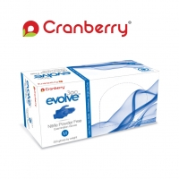 OMak Nitrile Powder-Free Examination Gloves, FDA 510(k), EN 455, 100% LC. It fulfills all food contact and medical requirements including the European, USA and International standards.