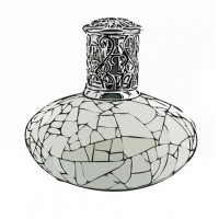 Fragrance Lamp - Glass or Ceramic Fragrance Effusion Lamp Oil Diffuser Catalytic Burner