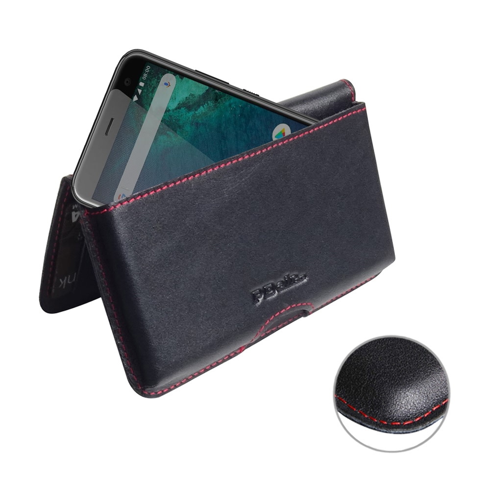 10% OFF + FREE SHIPPING, Buy the BEST PDair Handcrafted Premium Protective Carrying  HTC U11 Life Leather Wallet Pouch Case (Red Stitch). Exquisitely designed engineered for  HTC U11 Life.