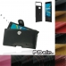 BlackBerry Priv in Slide-Out Hard Shell Leather Holster Case offers worldwide free shipping by PDair