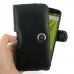 Moto X Play Leather Holster Case genuine leather case by PDair