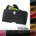 Moto X Play Leather Holster Case custom degsined carrying case by PDair