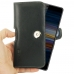Sony Xperia L3 Leather Holster Case handmade leather case by PDair