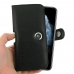 iPhone 11 Pro Leather Holster Case (Black Stitch) handmade leather case by PDair
