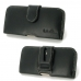 Nokia 1 Plus Leather Holster Case protective carrying case by PDair
