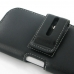 iPhone 7 (in Slim Cover) Holster Case top quality leather case by PDair