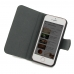 iPhone SE Leather Flip Cover genuine leather case by PDair