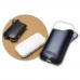 IQOS 2.4   IQOS 2.5 Plus Leather Case Slim Sleeve Pouch (Black)