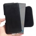Samsung Galaxy Note 10 5G Leather Holster Pouch Case (Black Stitch) handmade leather case by PDair