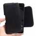 Google Pixel 3 XL Leather Holster Pouch Case (Black Stitch) handmade leather case by PDair