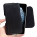 Apple iPhone 11 Pro Max  Leather Holster Pouch Case (Black Stitch) handmade leather case by PDair
