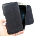 LeEco Le Pro 3 Leather Holster Pouch Case (Black Stitch) genuine leather case by Pdair