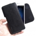 MEIZU U20 Leather Holster Pouch Case (Black Stitch) handmade leather case by PDair