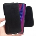 ViVO V15 Pro Leather Holster Pouch Case (Black Stitch) handmade leather case by PDair