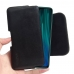 Xiaomi Redmi Note 8 Pro Leather Holster Pouch Case (Black Stitch) handmade leather case by PDair