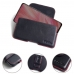 ViVO X27 Leather Holster Pouch Case (Red Stitch) protective carrying case by PDair
