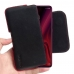 Xiaomi Redmi K20 Pro Leather Holster Pouch Case (Red Stitch) handmade leather case by PDair