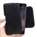 Nokia 3.2 Leather Holster Pouch Case (Black Stitch) handmade leather case by PDair