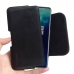 OnePlus 7T Pro Leather Holster Pouch Case (Black Stitch) handmade leather case by PDair