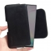 Samsung Galaxy Note 10 Plus 5G Leather Holster Pouch Case (Black Stitch) handmade leather case by PDair