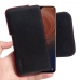 OPPO Reno Z Leather Holster Pouch Case (Red Stitch) handmade leather case by PDair