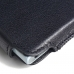 Sony Xperia X Compact Leather Holster Pouch Case (Black Stitch) custom degsined carrying case by PDair
