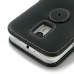 Moto G 3rd Gen 2015 Leather Flip Cover custom degsined carrying case by PDair