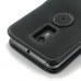 Moto X Style / Pure Edition Leather Flip Cover custom degsined carrying case by PDair