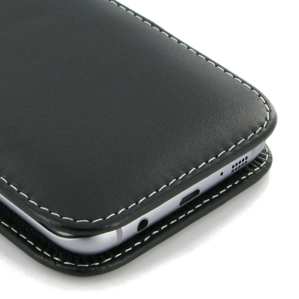 samsung galaxy s7 edge pouch case with belt clip pdair