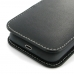 iPhone 7 in Official Smart Battery Case Leather Sleeve Pouch Case genuine leather case by PDair