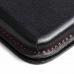 iPhone SE Leather Wallet Pouch Case (Red Stitch) offers worldwide free shipping by PDair