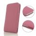 iPhone 6 6s Plus Leather Sleeve Pouch Case (Petal Pink) protective carrying case by PDair