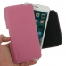 iPhone 8 Plus Leather Holster Pouch Case (Petal Pink) handmade leather case by PDair