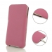 iPhone 8 Luxury Pouch Case with Belt Clip (Petal Pink) handmade leather case by PDair