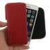 iPhone 6 6s Leather Holster Pouch Case (Red) handmade leather case by PDair