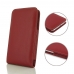 MEIZU U20 Leather Sleeve Pouch Case (Red) protective carrying case by PDair