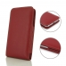 HTC 10 EVO Leather Sleeve Pouch Case (Red) protective carrying case by PDair