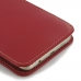 Samsung Galaxy S6 edge+ Plus Leather Sleeve Pouch Case (Red) genuine leather case by PDair
