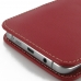 Samsung Galaxy Note 5 Leather Sleeve Pouch Case (Red) genuine leather case by PDair
