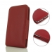 LG V20 Leather Sleeve Pouch Case (Red) protective carrying case by PDair