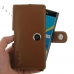 BlackBerry Priv Leather Holster Case (Brown) genuine leather case by PDair