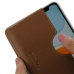 iPhone 11 Leather Wallet Sleeve Case (Brown) is an extraordinary functional wallet with two pockets, giving you the freedom to carry your device and cards together with the provided dedicated pockets and card slots. Quality full grain leather and handmade