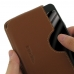 Samsung Galaxy C5 Leather Wallet Sleeve Case (Brown) top quality leather case by PDair