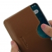 Xiaomi Mi A2 Lite | Redmi 6 Pro Leather Wallet Sleeve Case (Brown) offers worldwide free shipping by PDair