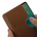 Huawei Mate 20 Pro Leather Wallet Sleeve Case (Brown) handmade leather case by PDair