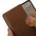 Huawei Y6 Pro (2019) Leather Wallet Sleeve Case (Brown) handmade leather case by PDair