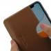 iPhone 11 (in Slim Cover) Leather Wallet Sleeve Case (Brown) handmade leather case by PDair