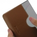 Samsung Galaxy Note 10 5G Leather Wallet Sleeve Case (Brown) handmade leather case by PDair